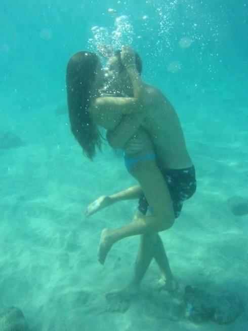Be Underwater.