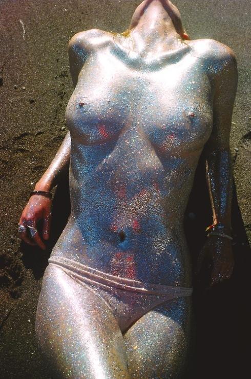 Be Glittery.