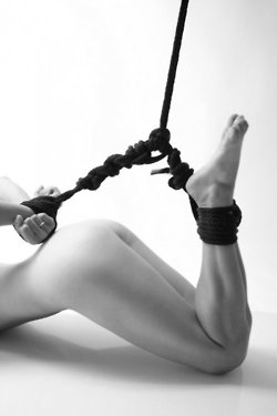 Be Strung Up.