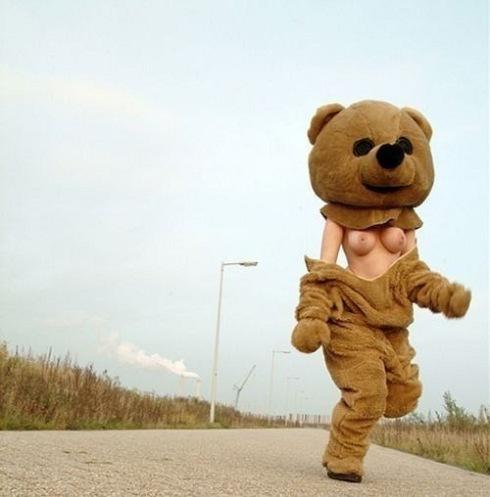 Be A Bear.