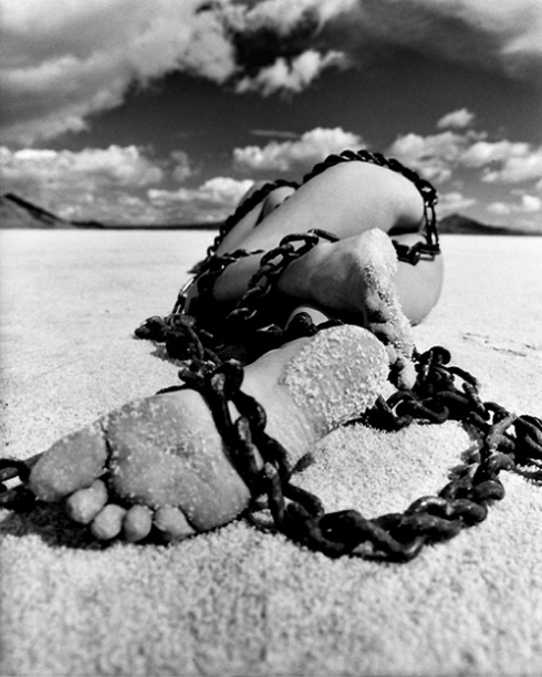 Be Chained To The Beach.