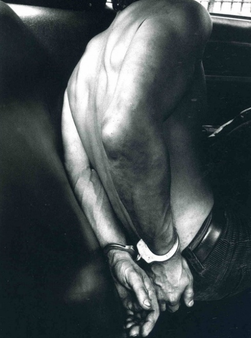 Be Muscles and Cuffed.